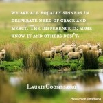 {Lessons Learned} We Are No Better Than Repentant Murderers