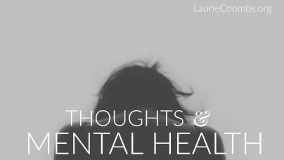 THOUGHTS AND MENTAL HEALTH